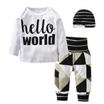 Hello World Outfit