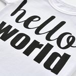 Hello World Outfit-3